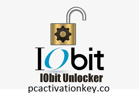 IObit Unlocker Crack