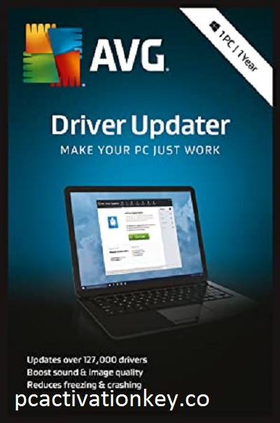 AVG Driver Updater Crack +