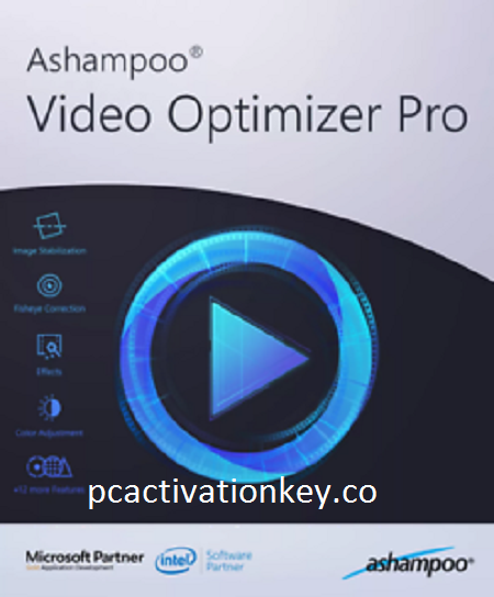 Ashampoo Video Optimizer Pro [2.0] Crack
