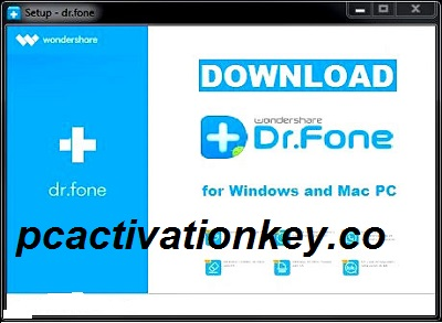 Dr.Fone Toolkit for iOS 10.8.2 Crack + Full Version Download 2021