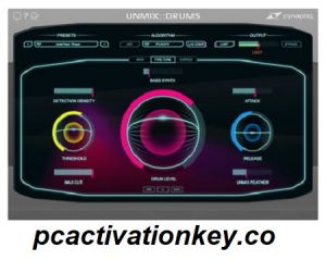 Unmix Drums VST Crack + Full Download 2021