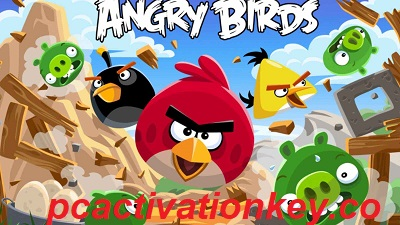 Angry Birds Activation Key