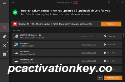 Driver Booster Activation Key
