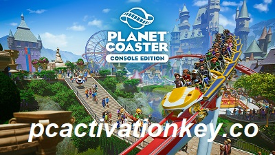Planet Coaster Activation Key